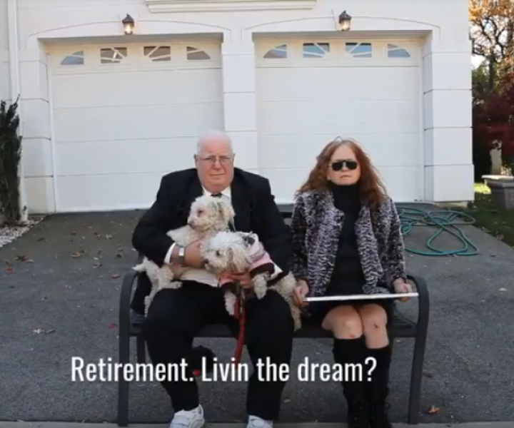 Promo for Retirement